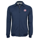 Navy Players Jacket-Primary Logo