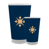Full Color Glass 17oz-Compass