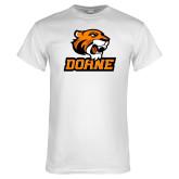 White T Shirt-Thomas Doane
