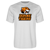 Performance White Tee-Thomas Doanes Tigers