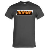 Charcoal T Shirt-Doane