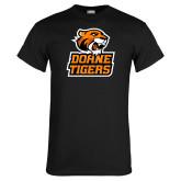 Black T Shirt-Thomas Doanes Tigers