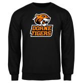 Black Fleece Crew-Thomas Doanes Tigers