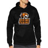 Adidas Black Team Issue Hoodie-Thomas Doanes Tigers