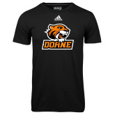Adidas Climalite Black Ultimate Performance Tee-Thomas Doane