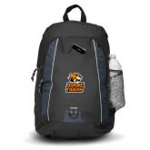 Impulse Black Backpack-Thomas Doanes Tigers