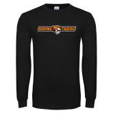 Black Long Sleeve T Shirt-Doane Thomas Tigers