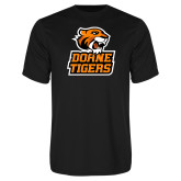 Performance Black Tee-Thomas Doanes Tigers