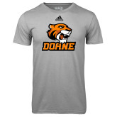 Adidas Climalite Sport Grey Ultimate Performance Tee-Thomas Doane