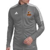 Adidas Grey Tiro 19 Training Jacket-Thomas Doanes Tigers