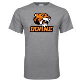 Grey T Shirt-Thomas Doane