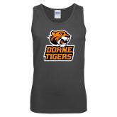 Charcoal Tank Top-Thomas Doanes Tigers
