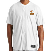 New Era White Diamond Era Jersey-Thomas Doanes Tigers