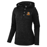 Columbia Ladies Darling Days Black Pullover-Thomas Doanes Tigers