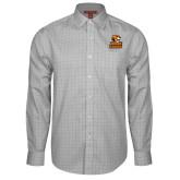 Red House Grey Plaid Long Sleeve Shirt-Thomas Doanes Tigers