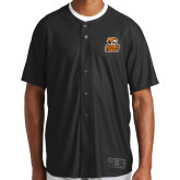 New Era Black Diamond Era Jersey-Thomas Doanes Tigers
