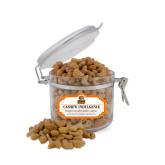 Cashew Indulgence Small Round Canister-Thomas Doanes Tigers