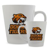 Full Color Latte Mug 12oz-Thomas Doanes Tigers