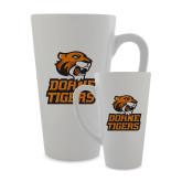Full Color Latte Mug 17oz-Thomas Doanes Tigers