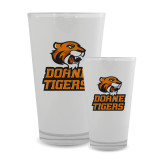 Full Color Glass 17oz-Thomas Doanes Tigers