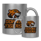 Full Color Silver Metallic Mug 11oz-Thomas Doanes Tigers
