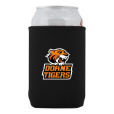 Neoprene Black Can Holder-Thomas Doanes Tigers