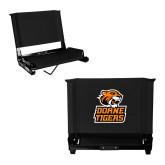 Stadium Chair Black-Thomas Doanes Tigers