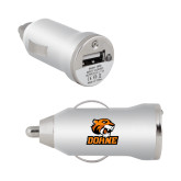 On the Go Silver Car Charger-Thomas Doane