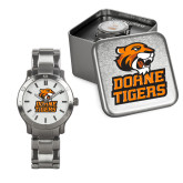 Mens Stainless Steel Fashion Watch-Thomas Doanes Tigers