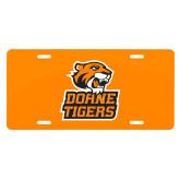 License Plate-Thomas Doanes Tigers
