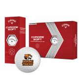 Callaway Chrome Soft Golf Balls 12/pkg-Thomas Doanes Tigers