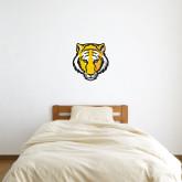 2 ft x 2 ft Fan WallSkinz-Tiger Head