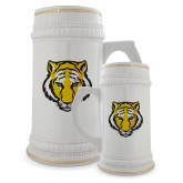 Full Color Decorative Ceramic Mug 22oz-Tiger Head