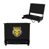 Stadium Chair Black-Tiger Head
