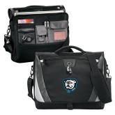 Slope Black/Grey Compu Messenger Bag-Griff