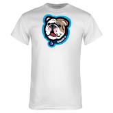 White T Shirt-Griff II