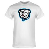 White T Shirt-Griff