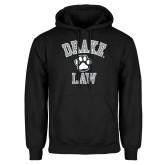 Black Fleece Hoodie-Drake Law