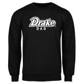Black Fleece Crew-Drake Dad