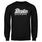 Black Fleece Crew-Drake Grandpa