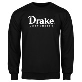 Black Fleece Crew-Drake University