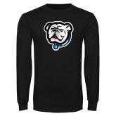 Black Long Sleeve T Shirt-Griff