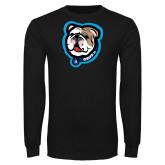 Black Long Sleeve T Shirt-Griff II
