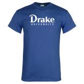 Royal T Shirt-Drake University