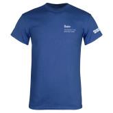 Royal T Shirt-Robert and Billy Center