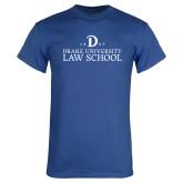 Royal T Shirt-1865 Drake Law School