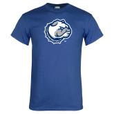 Royal T Shirt-Bulldog Head