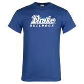 Royal T Shirt-Athletic Wordmark