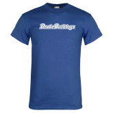 Royal T Shirt-Drake Bulldogs