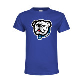Youth Royal T Shirt-Griff